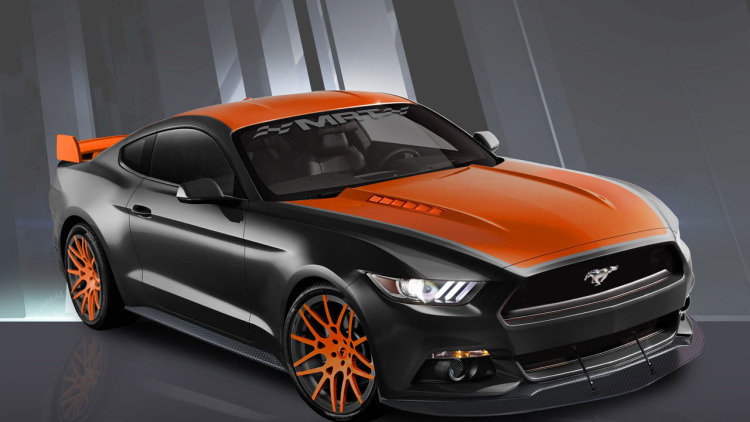 Ford Mustang SEMA Concepts Photo Gallery | Autoblog