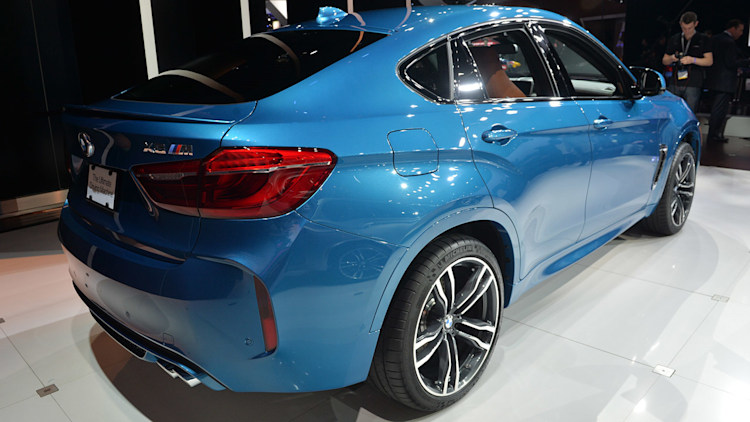 2016 bmw x6 m la 2014 photo gallery autoblog. Black Bedroom Furniture Sets. Home Design Ideas