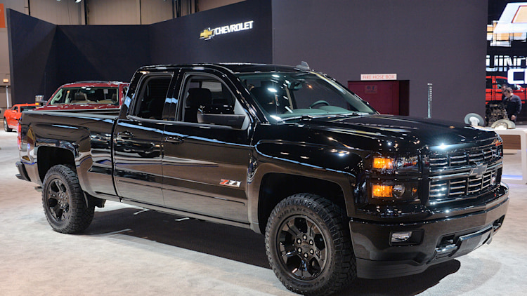 2015 Chevrolet Silverado Midnight Edition Chicago 2015
