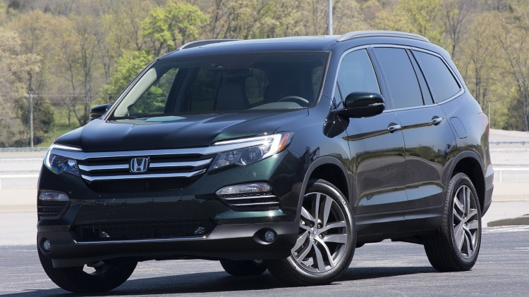2016 honda pilot first drive photo gallery autoblog. Black Bedroom Furniture Sets. Home Design Ideas