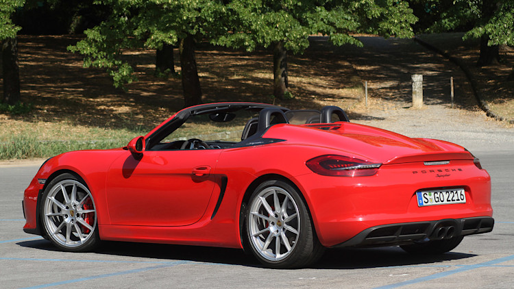 2016 porsche boxster spyder first drive photo gallery autoblog. Black Bedroom Furniture Sets. Home Design Ideas