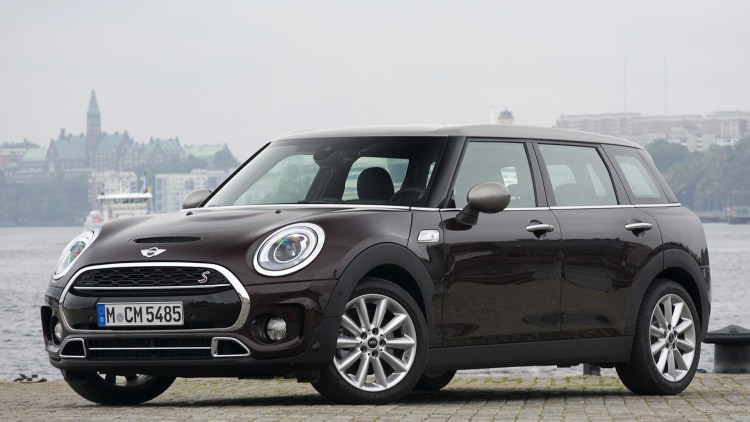 2016 Mini Cooper S Clubman: First Drive Photo Gallery