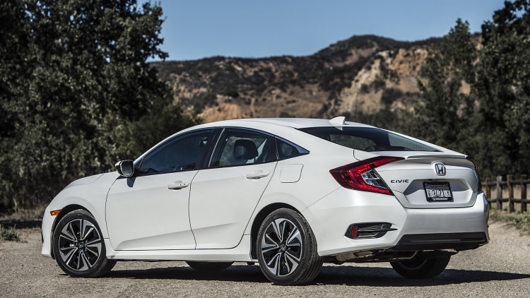 Image Result For Honda Civic Cost Of Maintenance