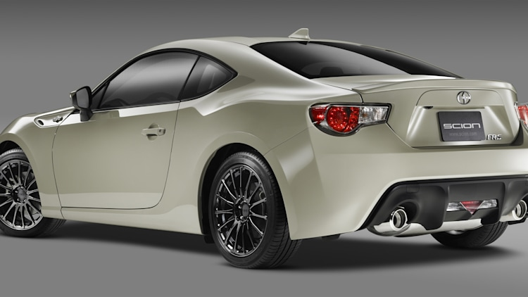 2016 Scion FR-S Release Series 2.0 Oct 30, 2015 Photo ...