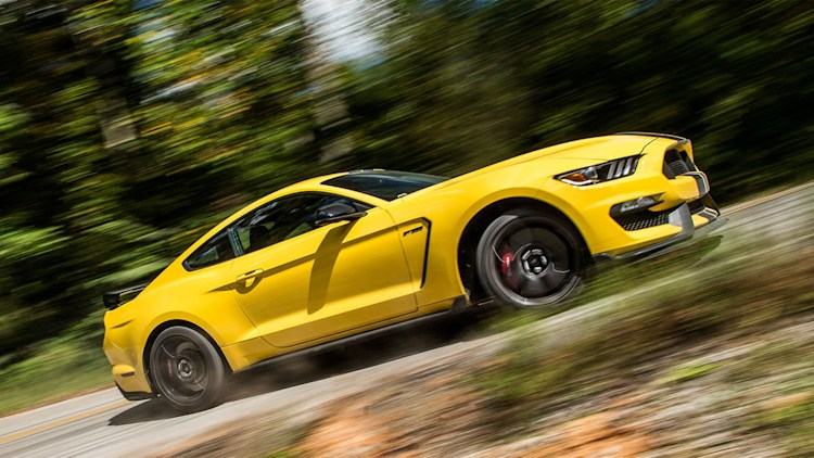Road and Track 2016 Performance Car of the Year