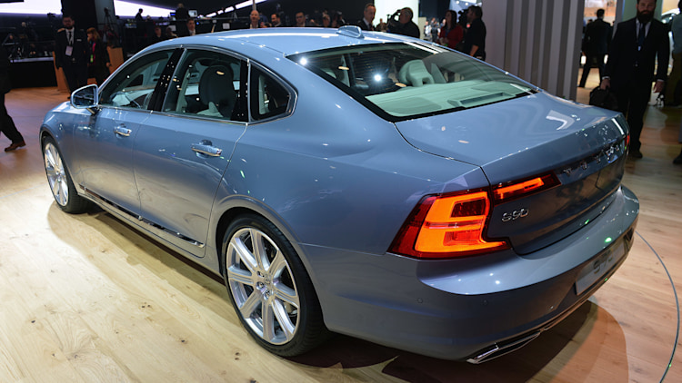 2017 volvo s90 detroit 2016 photo gallery autoblog. Black Bedroom Furniture Sets. Home Design Ideas