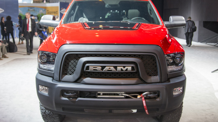 2017 Ram Power Wagon For Sale >> 2017 Ram 2500 Power Wagon: Chicago 2016 Photo Gallery