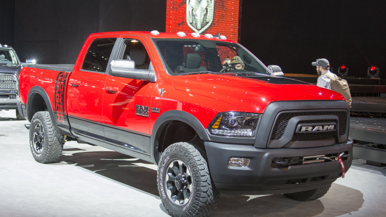2017 ram 2500 power wagon chicago 2016 photo gallery. Black Bedroom Furniture Sets. Home Design Ideas