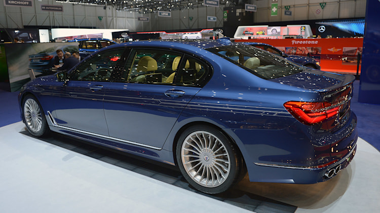 2017 alpina b7 xdrive geneva 2016 photo gallery autoblog. Black Bedroom Furniture Sets. Home Design Ideas