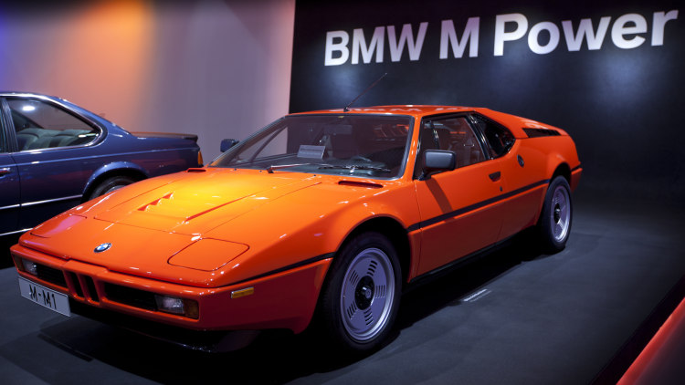the greatest bmws of the last 100 years. Black Bedroom Furniture Sets. Home Design Ideas