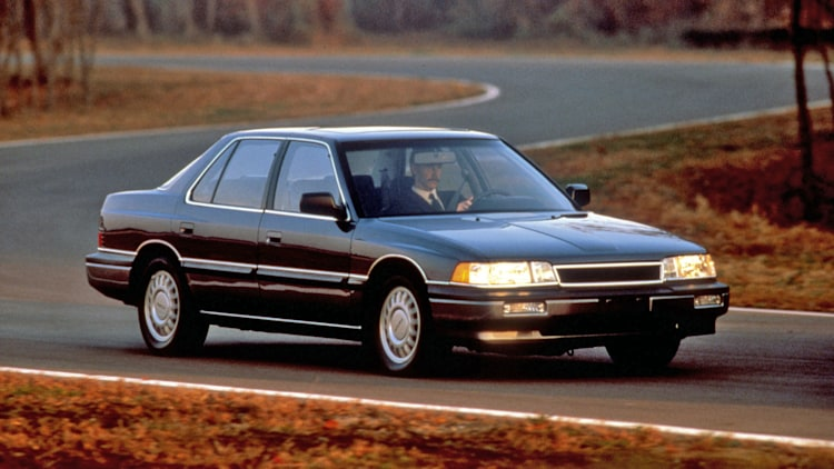 cars that defined the acura brand. Black Bedroom Furniture Sets. Home Design Ideas