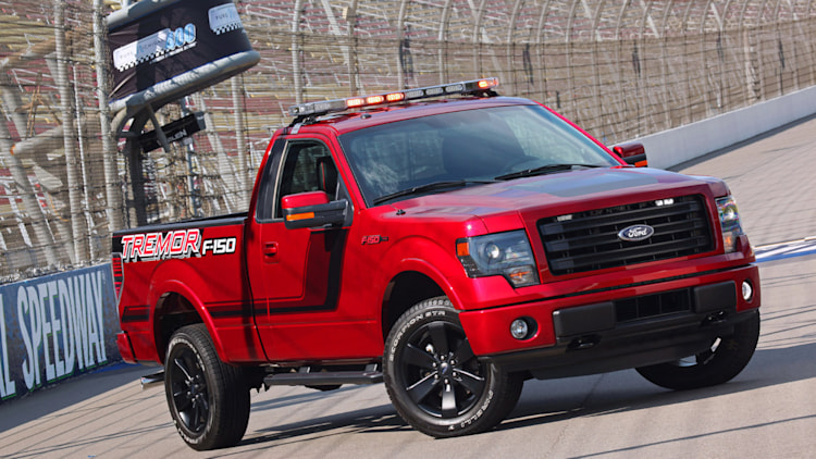 2014 ford f 150 tremor pace truck photo gallery autoblog. Black Bedroom Furniture Sets. Home Design Ideas