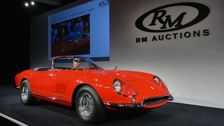 Classic American Cars Of Sothebys