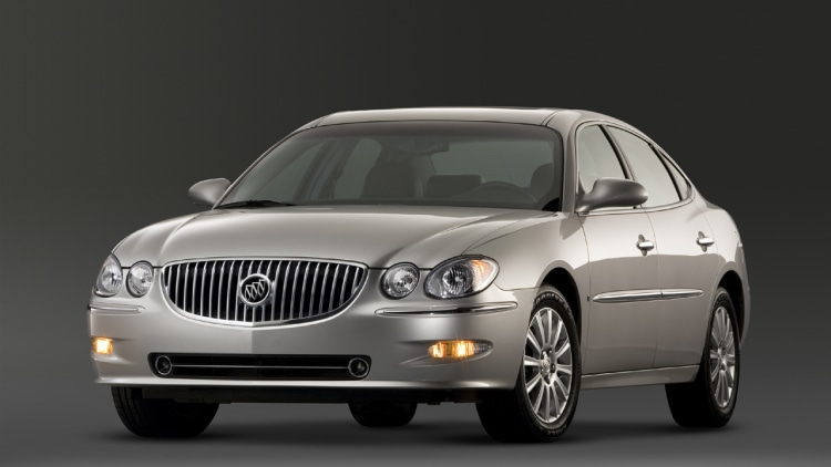 2008 Buick LaCrosse CXS Photo Gallery - Autoblog