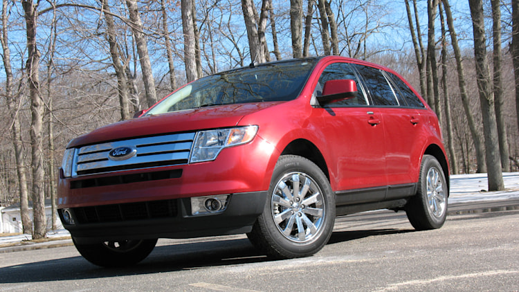 Autoblog garage 2007 ford edge sel awd photo gallery for Garage ford cergy
