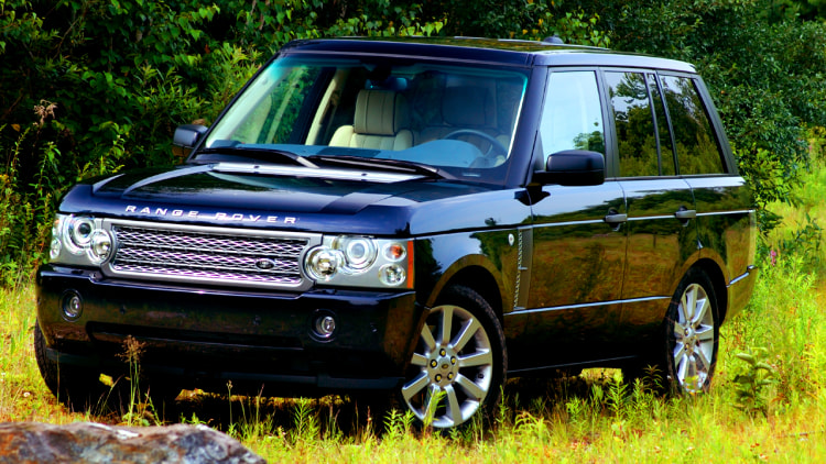 Autoblog garage 2007 range rover supercharged aug 8 2013 for Garage land rover brest