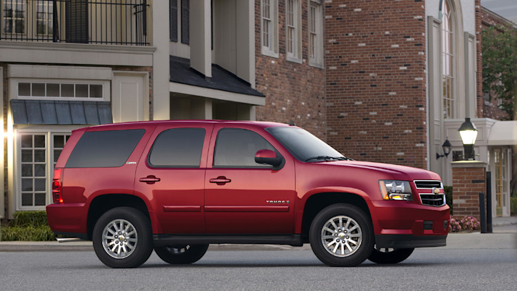 2008 chevy tahoe hybrid photo gallery autoblog. Black Bedroom Furniture Sets. Home Design Ideas