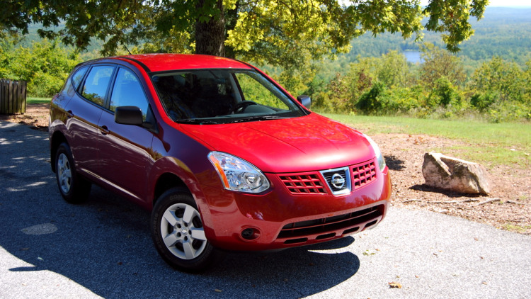 first drive 2008 nissan rogue s photo gallery autoblog. Black Bedroom Furniture Sets. Home Design Ideas