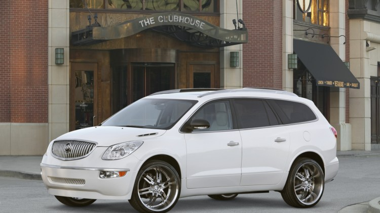 Buick Enclave Urban CEO Edition Aug 8, 2013 Photo Gallery - Autoblog