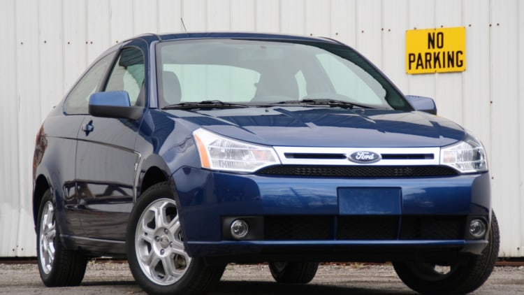2008 Ford Focus Ses Coupe Photo Gallery