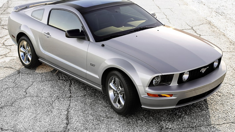 Ford Mustang Glass Roof Photo Gallery | Autoblog