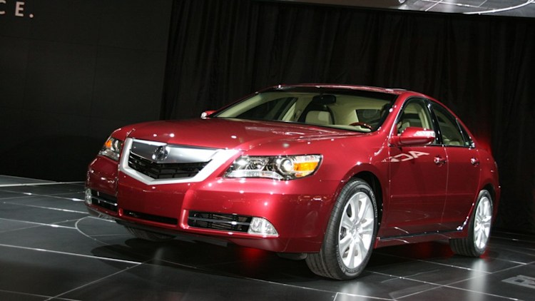 2009 acura rl photo gallery autoblog. Black Bedroom Furniture Sets. Home Design Ideas