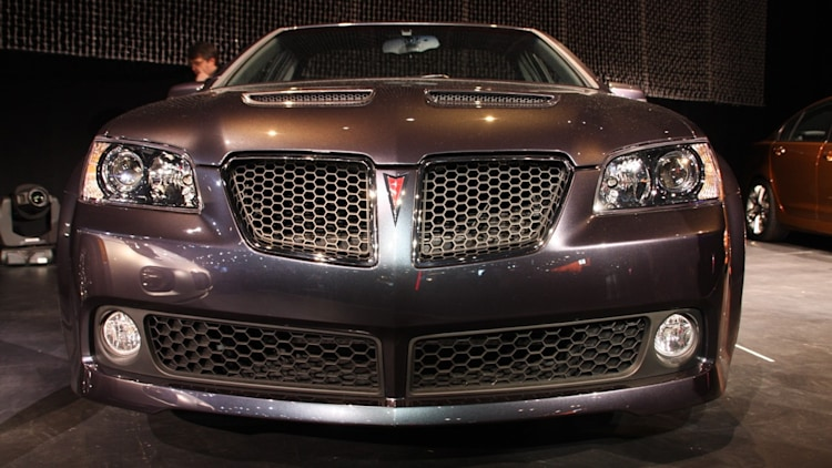 2010 Pontiac G8 Sport Truck Live Reveal Photo Gallery