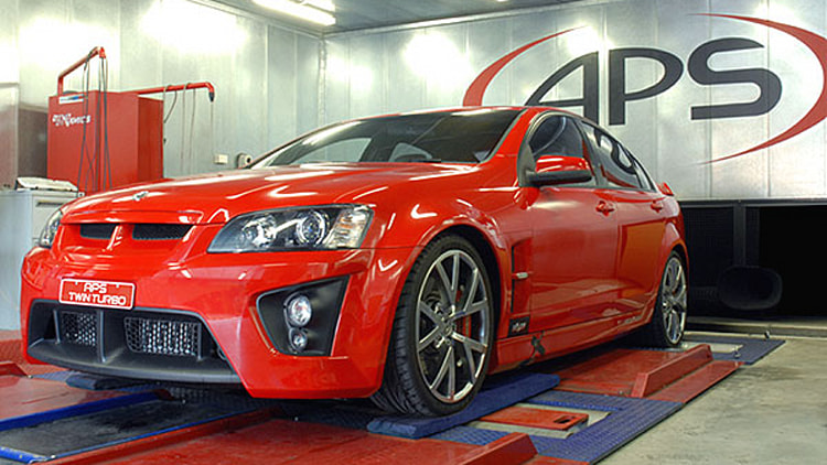 Aps Stealth Intercooled Hsv Commodore Photo Gallery Autoblog