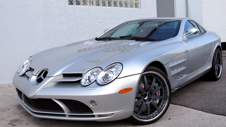 Renntech Mercedes Slr Mclaren 722 Pkg2 Photo Gallery