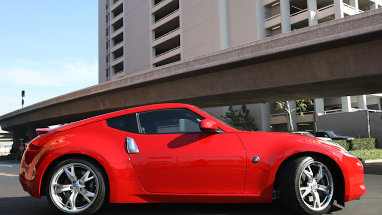2010 nissan 370z unwrapped photo gallery autoblog. Black Bedroom Furniture Sets. Home Design Ideas