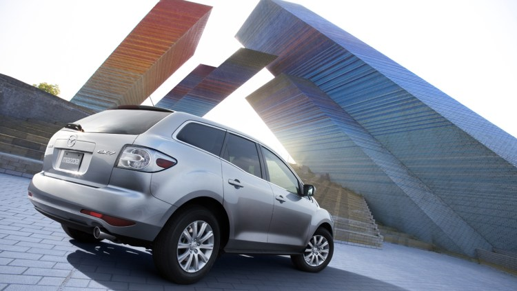 2010 Mazda Cx 7 Photo Gallery Autoblog