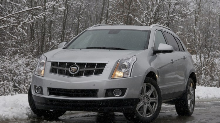 preview drive cadillac srx photo gallery autoblog. Black Bedroom Furniture Sets. Home Design Ideas