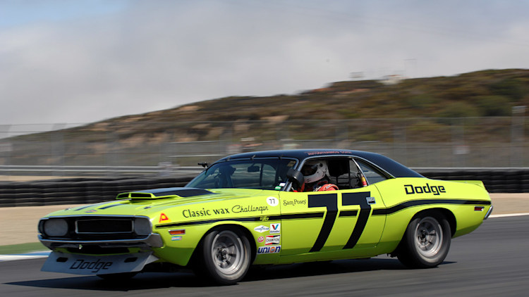 Dodge Challenger Hellcat For Sale >> Sam Posey's 1970 Dodge Challenger T/A Trans-Am Race Car Photo Gallery - Autoblog