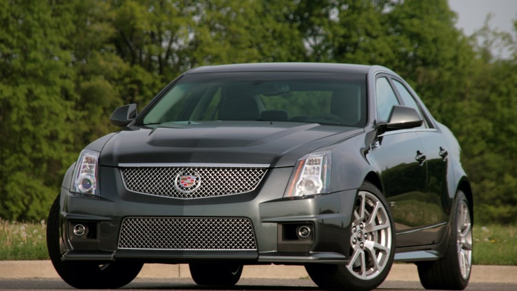 review 2009 cadillac cts v photo gallery autoblog. Black Bedroom Furniture Sets. Home Design Ideas