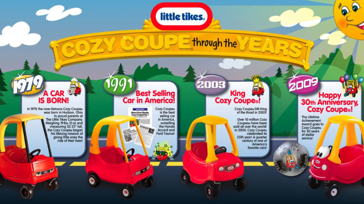 Little tikes cozy coupe at 30 photo gallery autoblog - Little tikes cosy coupe car best price ...