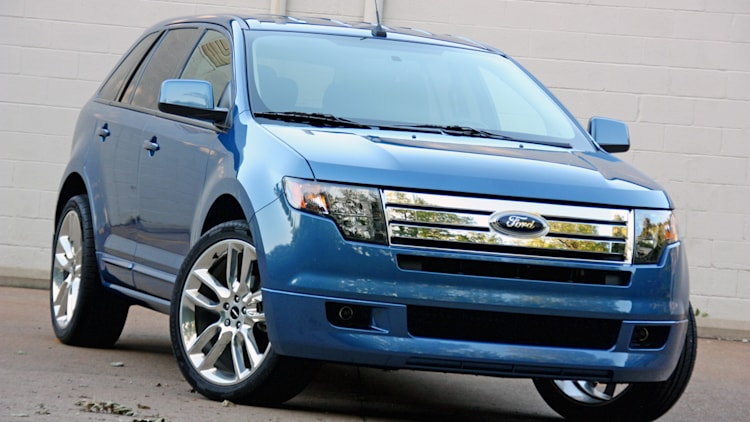 review 2009 ford edge sport photo gallery autoblog. Black Bedroom Furniture Sets. Home Design Ideas