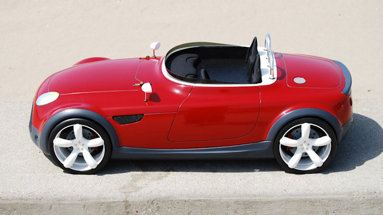 Mitchell Car Values >> Mini Clubster S design study by Richard Mitchell Photo Gallery - Autoblog