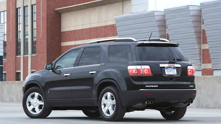 2010 gmc acadia slt photo gallery autoblog. Black Bedroom Furniture Sets. Home Design Ideas