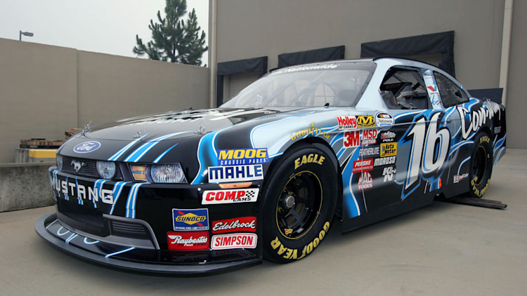 ford mustang nascar nationwide car photo gallery