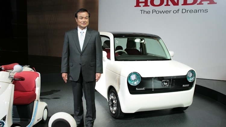 Hondas For Sale By Owner >> Tokyo 2009: Honda EV-N concept Photo Gallery | Autoblog