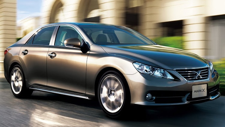 2010 Toyota Mark X Photo Gallery | Autoblog