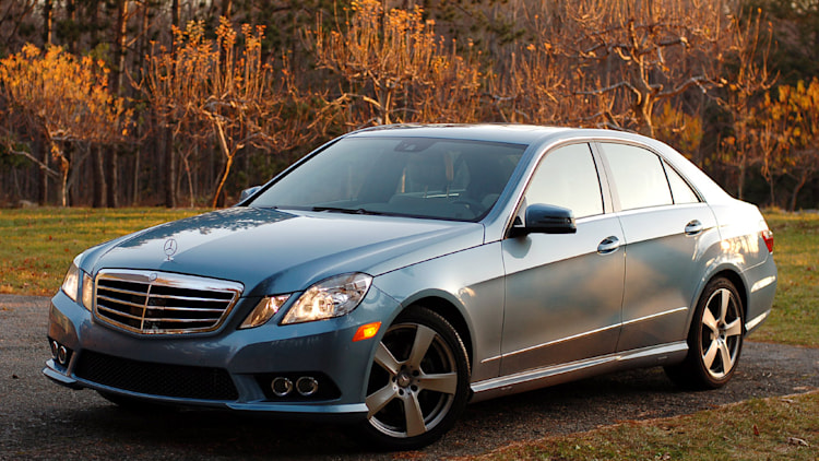 Review 2010 Mercedes Benz E350 4matic Photo Gallery