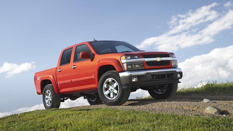2010 Chevrolet Colorado Photo Gallery - Autoblog