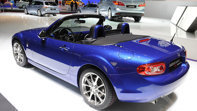 geneva 2010 mazda mx 5 20th anniversary photo gallery. Black Bedroom Furniture Sets. Home Design Ideas