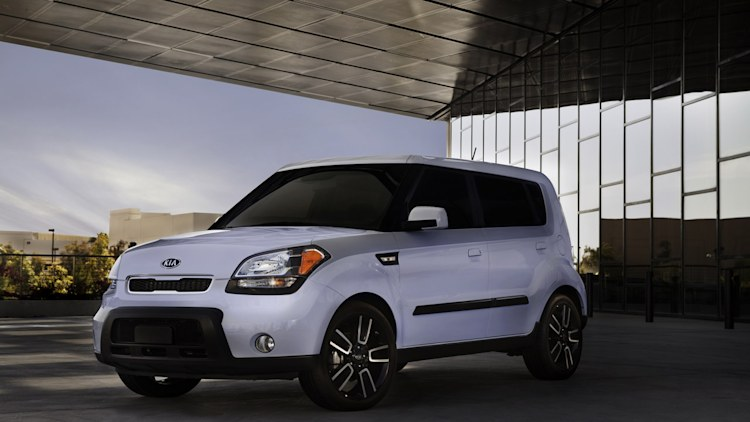 2010 Kia Ghost Soul Photo Gallery - Autoblog