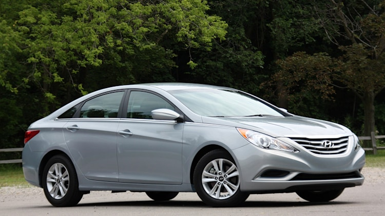 Review 2011 Hyundai Sonata Gls Photo Gallery Autoblog