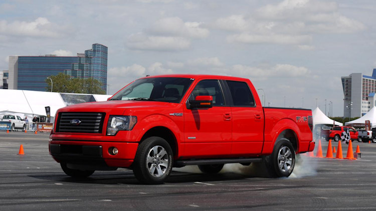 2011 Ford F-150 EcoBoost Photo Gallery - Autoblog