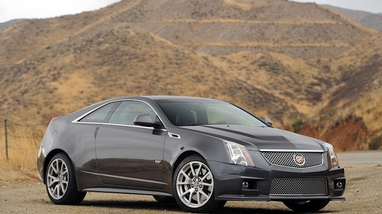 2011 Cadillac Cts-v Coupe  Review Photo Gallery