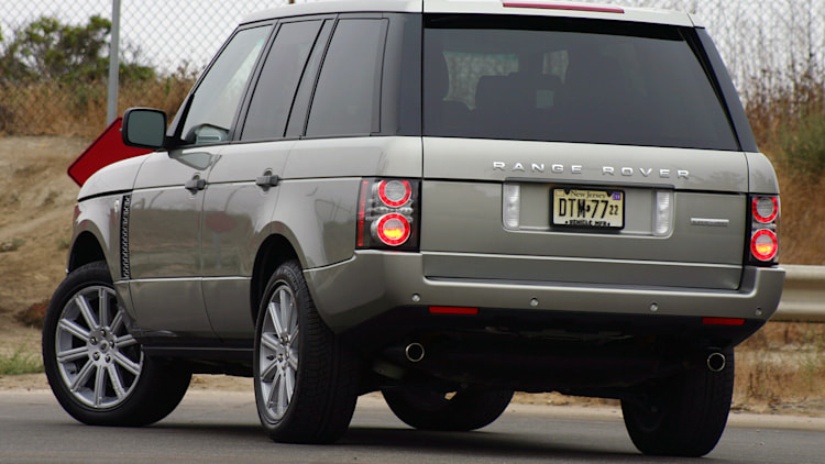2011 land rover range rover supercharged review photo gallery autoblog. Black Bedroom Furniture Sets. Home Design Ideas