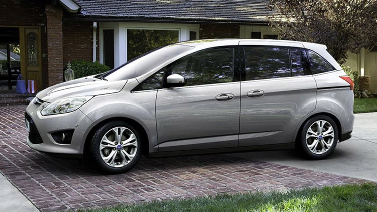 2012 Ford C Max Photo Gallery Autoblog